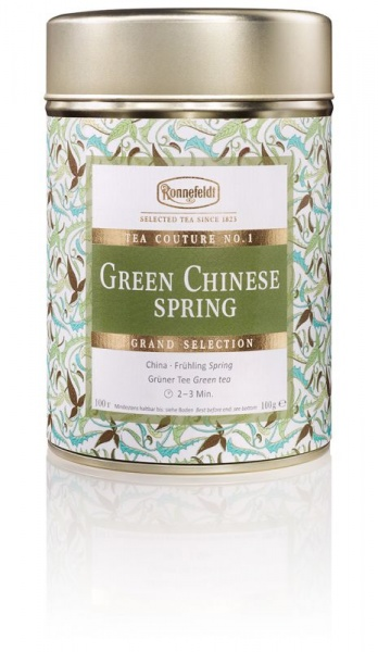 Tea Couture Green Chinese Spring 100g