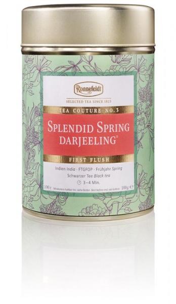 Tea Couture Splendid Spring Darjeeling 100g