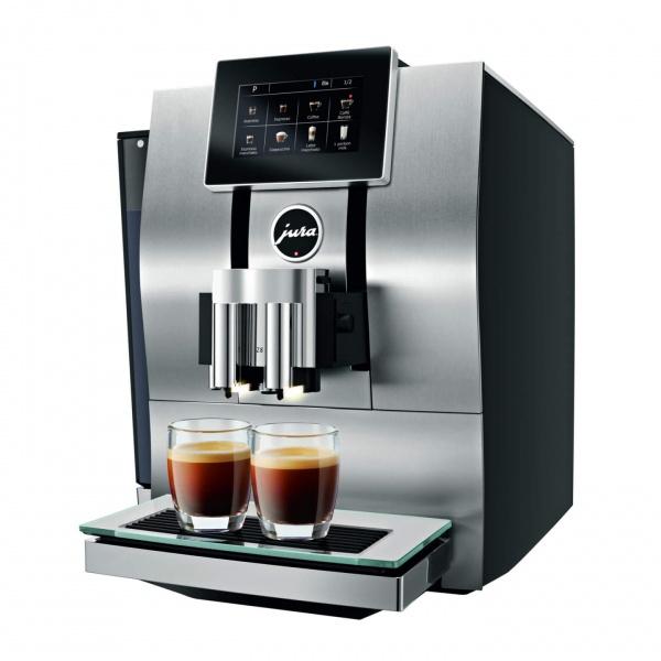 Jura Z8 Espressomasin Gourmet Coffee-s