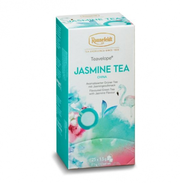 Ümbrikutee Jasmine Tea 25tk