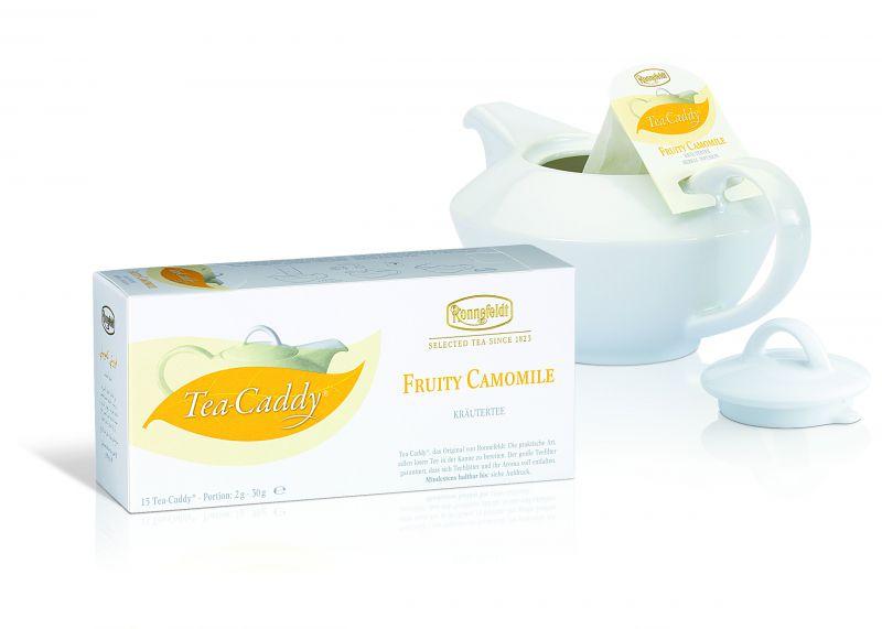 Portsjontee kannule Fruity Camomile 15tk