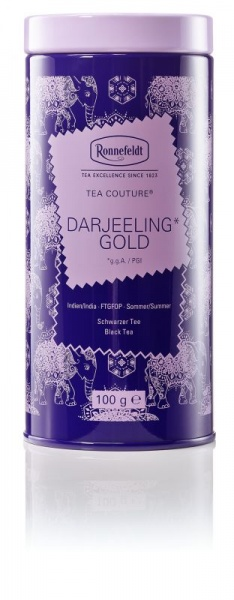 Tea Couture Darjeeling Gold 100g