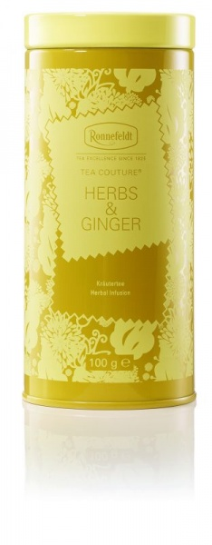 Tea Couture Herbs & Ginger 100g