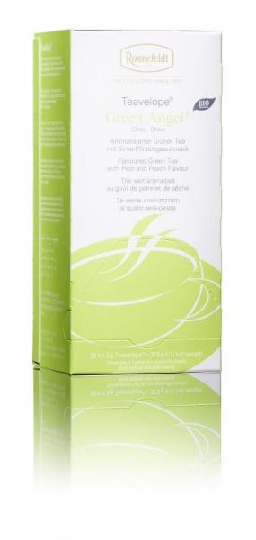 Ümbrikutee Green Angel Organic 25tk
