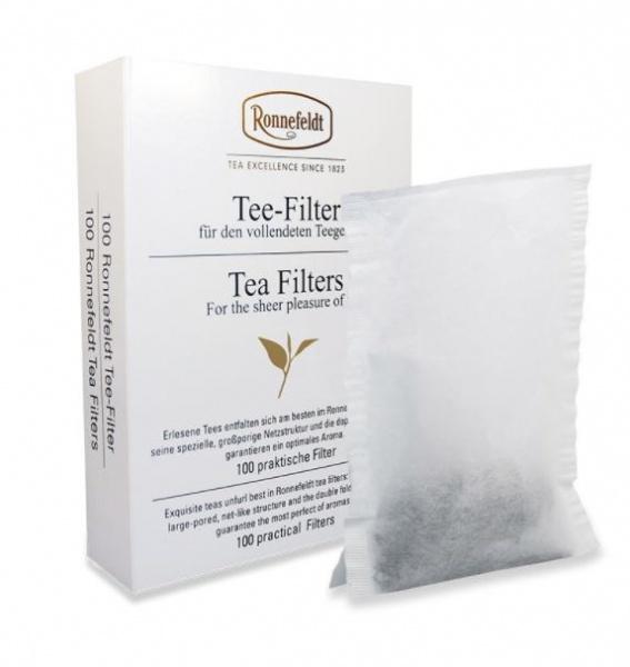 Ronnefeldt Teefiltrid 100tk