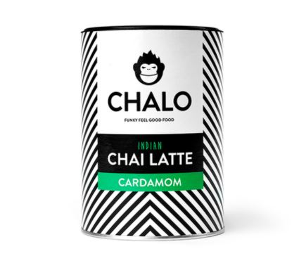 Chalo Cardamom Chai Premix 0,3kg (parim enne detsembris)