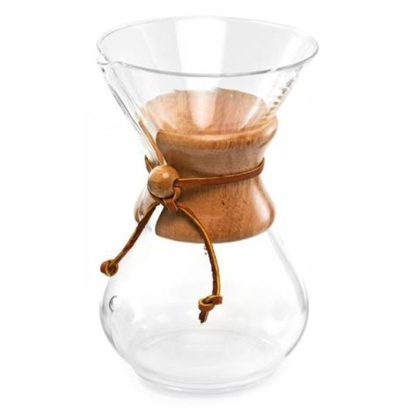 Chemex kohvikann 8 tassi