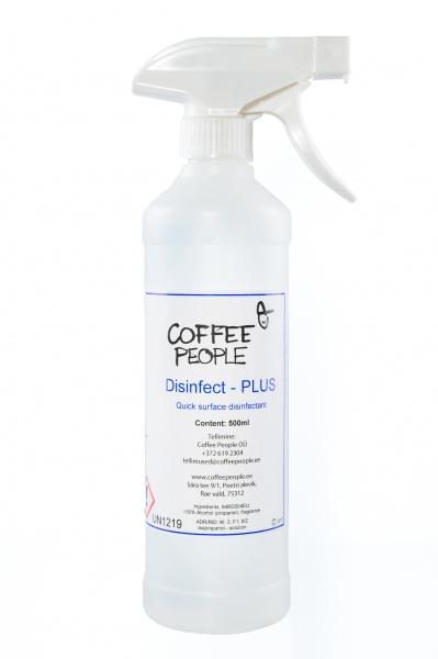 CP Kohvimasina puhastus-spray